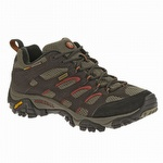 Merrell J87323 Men's Moab Gore-Tex XCR Hiking Shoe Dark Chocolate