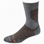 Merrell Men's Fraxion Thermo Midweight Hiking Sock Stout