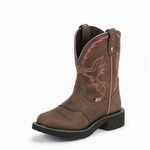 Justin Boots Women's Gypsy Aged Bark 8