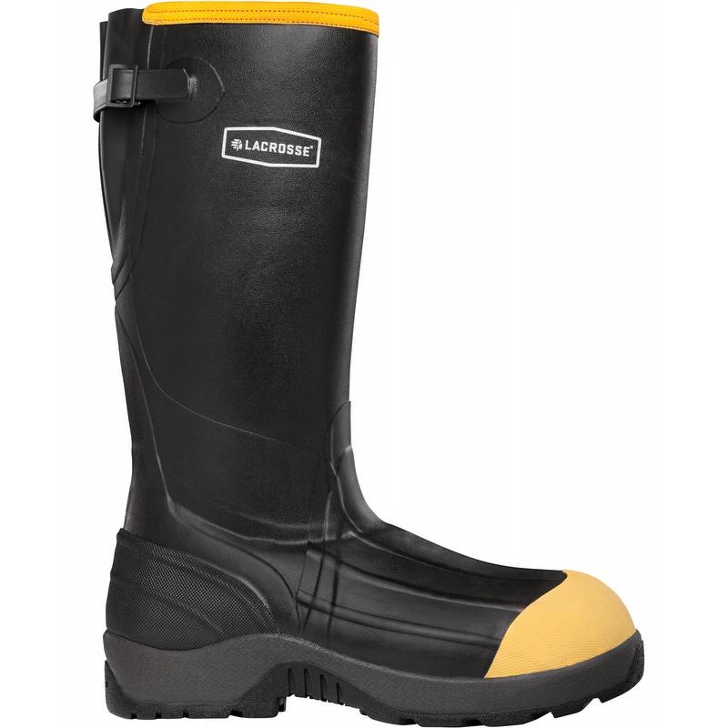 1249155a5bc LaCrosse 426050 Alpha Aggressive 16-inch Insulated Composite Toe Boot