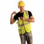 OccuNomix 5-Point Breakaway Hi-Viz Vest