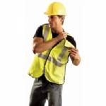 OccuNomix 5-Point Breakaway Flame Resistant Hi-Viz Vest