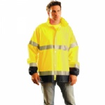 OccuNomix Hi-Viz Rain Jacket