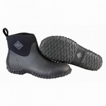 Muck Boots Men's Muckster II Waterproof Ankle Boot Black