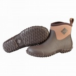 Muck Boots Men's Muckster II Waterproof Ankle Boot Brown