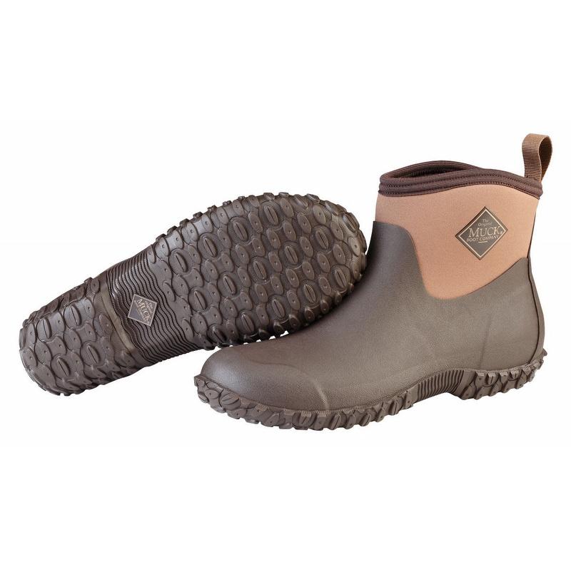 Muck Boots Men S Muckster Ii Waterproof Ankle Boot Brown