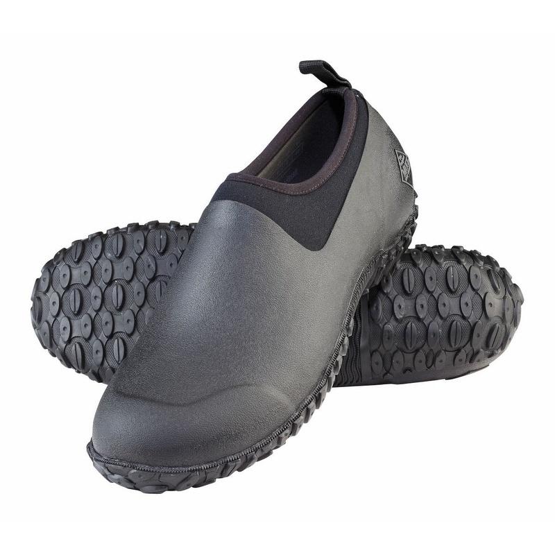 Mens Black Waterproof Shoes