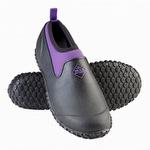 Muck Boots Women's Muckster II Waterproof Gardening Shoe Purple