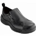 Nautilus Women's Slip-Resistant Composite Toe Slip-On Shoe