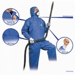 North Gen Pro Series Disposable Coverall