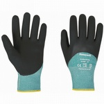 North NorthFlex Oil Grip 3/4 Nitrile Coated Cut Resistant Glove