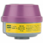 North Organic Vapor & Gas Cartridge w/ Particulate Filter (Case of 12)