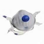 North P95 Dust Mask with Exhalation Valve - Box of 5