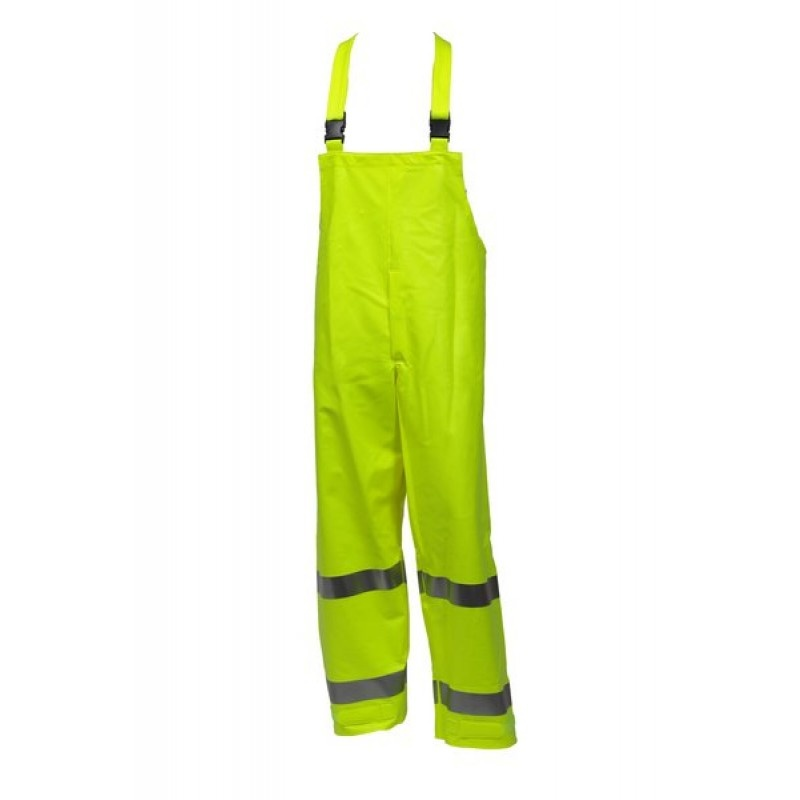 Tingley Eclipse Hi Viz Fire Resistant Overalls Yellow