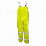 Tingley Comfort-Brite Flame Resistant Overalls Yellow