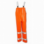 Tingley Comfort-Brite Flame Resistant Overalls Orange