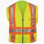OK 1 NYS DOT Approved Surveyor Vest 5050505 Oversize