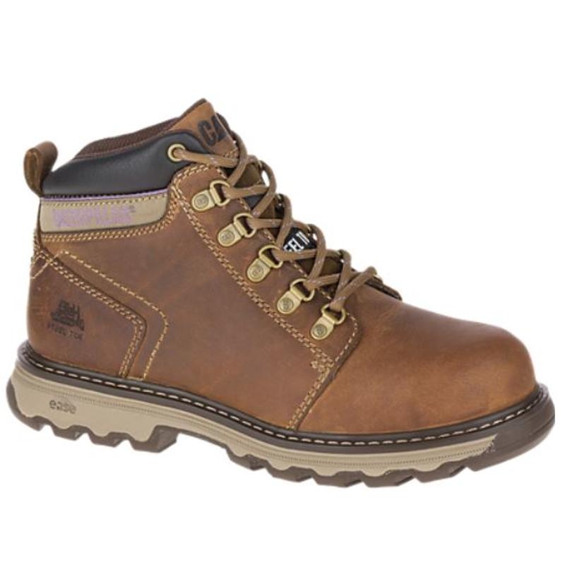 c92d1e09d276 CAT P90783 Ellie Steel Toe EH Slip Resistant Womens Boot
