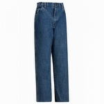 Bulwark Loose Fit Stone-Washed Denim Jean