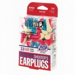 Sperian Howard Leight Super Leight USA Shooters Earplugs