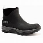 Ranger Pike Fleece-Lined Waterproof Ankle Boots Black
