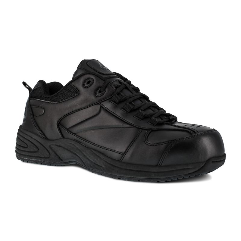0ae28392fddd Reebok RB1860 Men s Jorie Slip Resistant Composite Toe Jogger Oxford -  RB1860