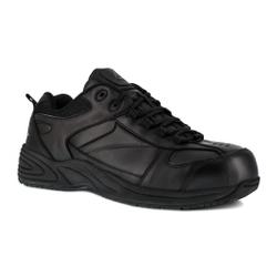 f5ec6b307c2 Reebok RB1860 Men s Jorie Slip Resistant Composite Toe Jogger Oxford