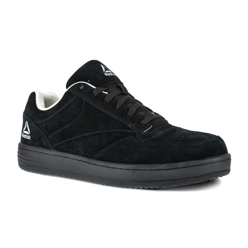 ddd7aca631ecdd Reebok RB1910 Men s Soyay Slip Resistant Steel Toe Skateboard Oxford -  RB1910
