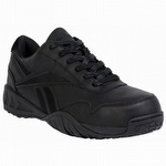 Reebok RB1945 Men's Bema Slip Resistant Composite Toe Athletic Oxford