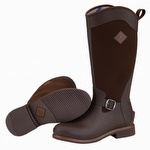 Muck Boots Women's Reign Tall Chocolate / Bison