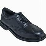 Rockport Works Men's Dressports Slip Resistant Steel Toe Shoes