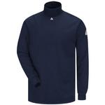 Bulwark SEK2NV Excel FR Turtleneck Shirt Navy