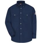 Bulwark 7oz Dress Uniform Shirt Navy