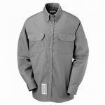 Bulwark 7oz Dress Uniform Shirt Silver Grey