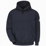 Bulwark Pullover Hooded Modacrylic Fleece Hooded Sweatshirt