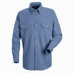 Bulwark CoolTouch 2 Lt Blue Dress Uniform Shirt
