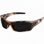 Reclus Forest Camo Smoke Safety Glasses