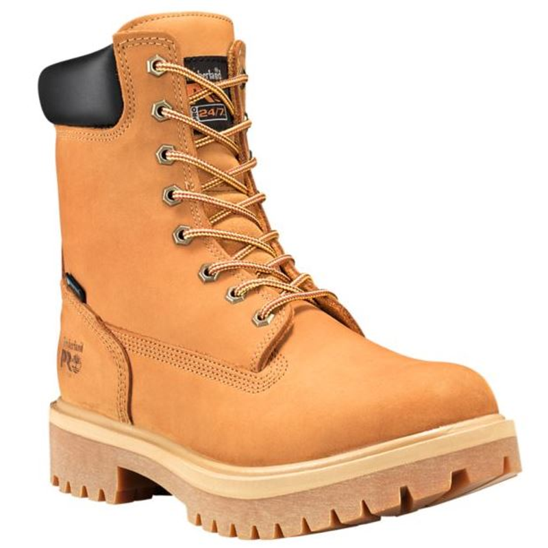 Timberland Pro 26002 Direct Attach 8 inch WP Insulated Steel Toe Boots