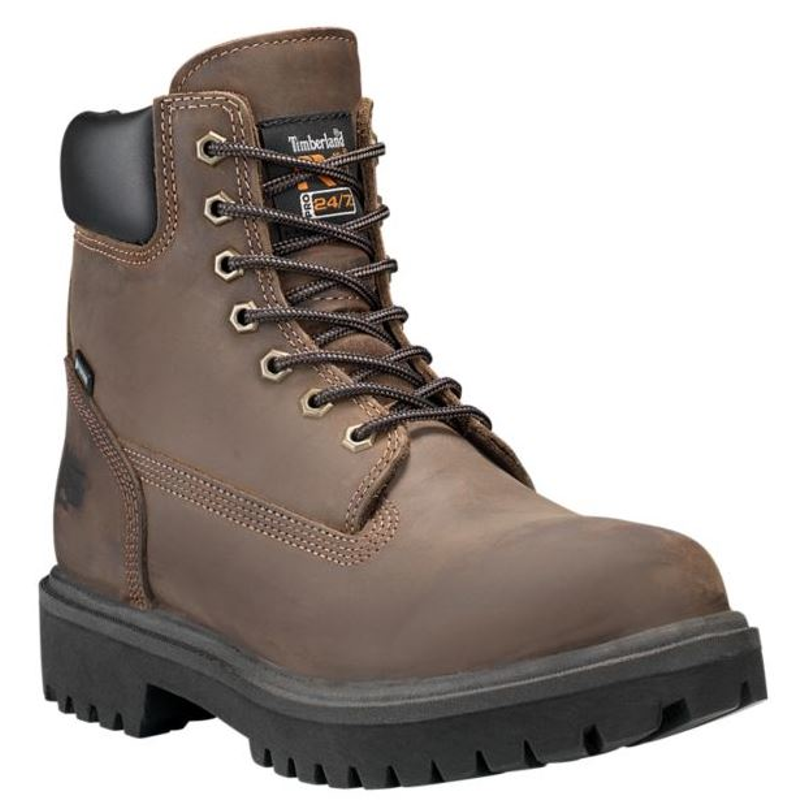 2192510fc0a Timberland Pro 38020 Direct Attach Waterproof Insulated Soft Toe Boot