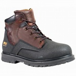Timberland Pro 47001 PowerWelt 6-inch Waterproof Steel Toe Work Boot