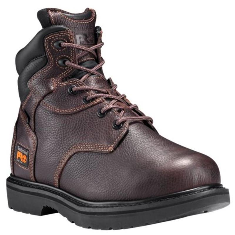 b0d5be675de Timberland Pro 50504 Flexshield 6-inch Internal Met Guard Steel Toe Boot