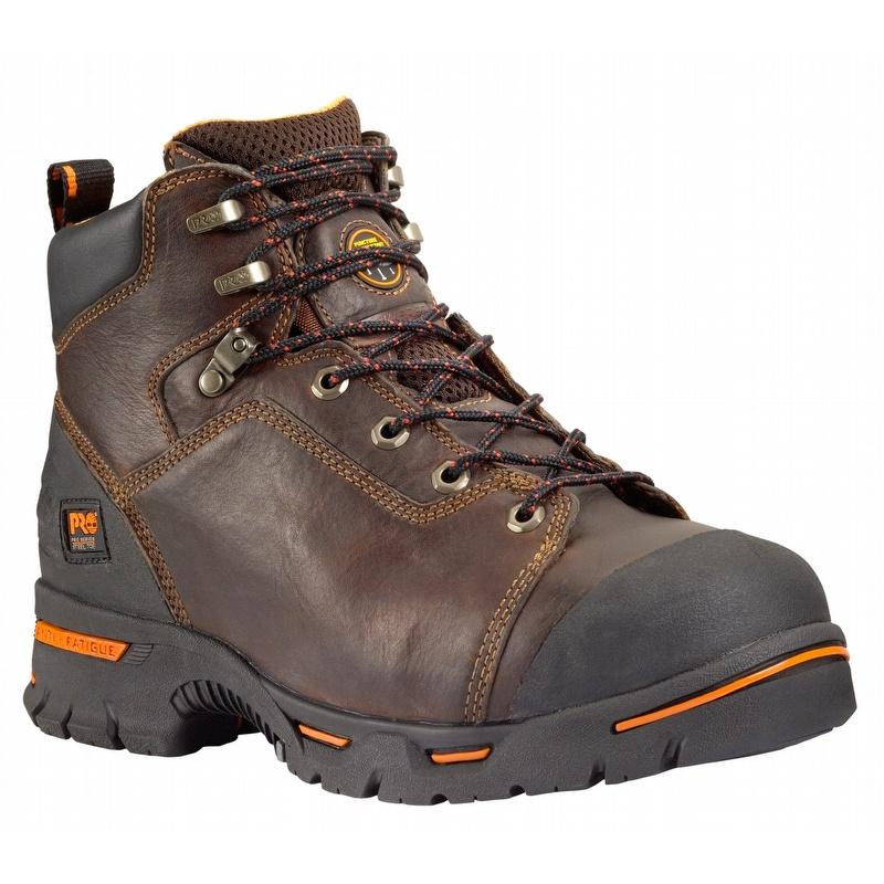 af970a4e0e8 Timberland Pro 52562 CSA Endurance PR 6-inch Steel Toe Boot