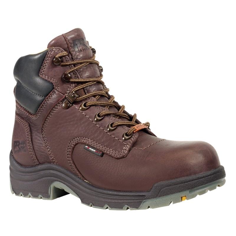 paras tyylikkäät kengät halvin Timberland Pro 53359 TiTAN Women's Waterproof Alloy Toe Boot