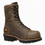 Timberland Pro 89656 Rip Saw WP Insulated Composite Toe Logger Boot