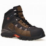 Timberland Pro 90646 Hyperion 6-inch Waterproof Brown Alloy Toe Boot