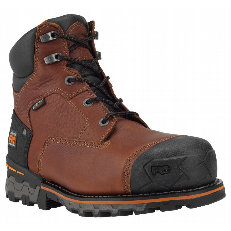 f7aca822b2d Timberland Pro 92641 Boondock 6-inch WP Insulated Composite Toe Boot