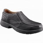 Timberland Pro 92647 Branston ESD Alloy Moc Toe Slip On Black