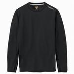 Timberland Pro Wicking Good Long-Sleeve T-Shirt Jet Black