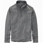 Timberland Pro Understory Fleece Top Medium Heather Grey