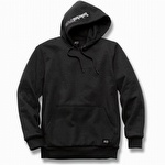 Timberland Pro Double-Duty Hooded Pullover Jet Black